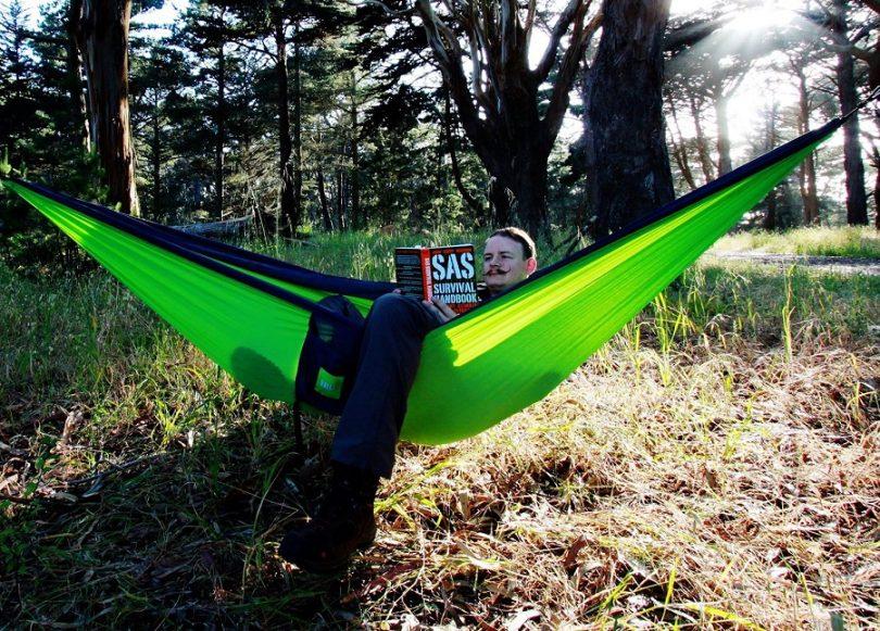 Single Camping Hammock