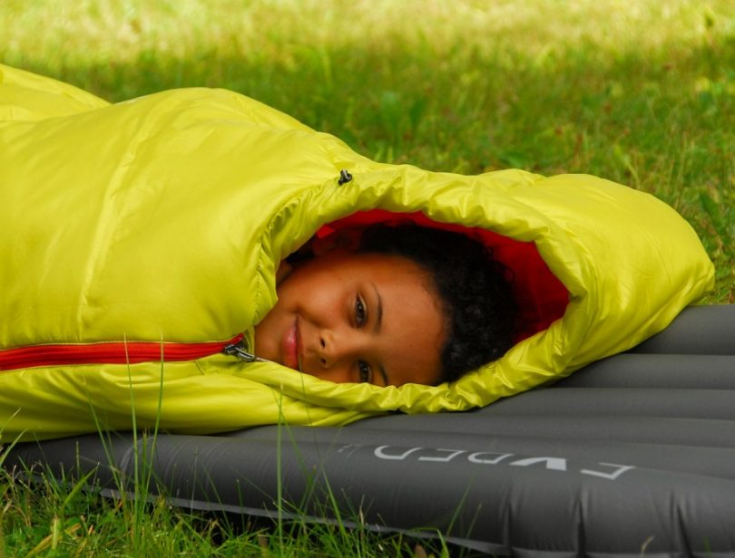 Sleep preferences and sleeping pad