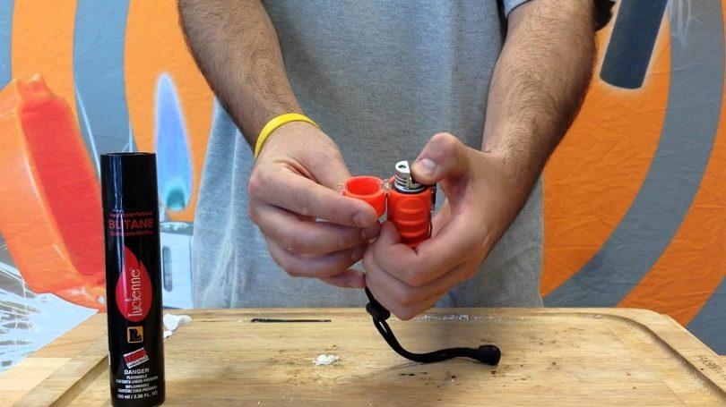 Stormproof Torch Lighter
