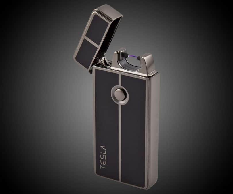 Tesla Coil LightersTM USB Rechargeable Windproof Arc Lighter