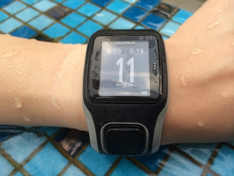 TomTom Multi-Sport GPS Watch & Heart Rate Monitor