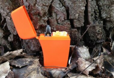 Waterproof lighter review