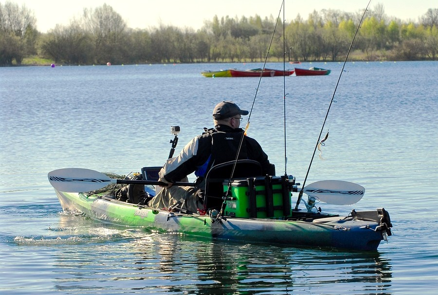 Best Fishing Kayak: Going Against The Flow