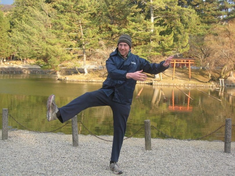 advantages of Tai chi for survival