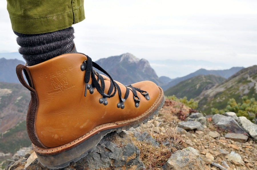 Choose your Hiking Boots