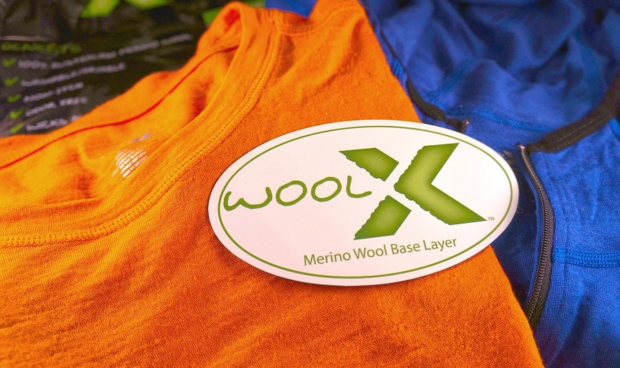 Hiking clothes Merino Wool