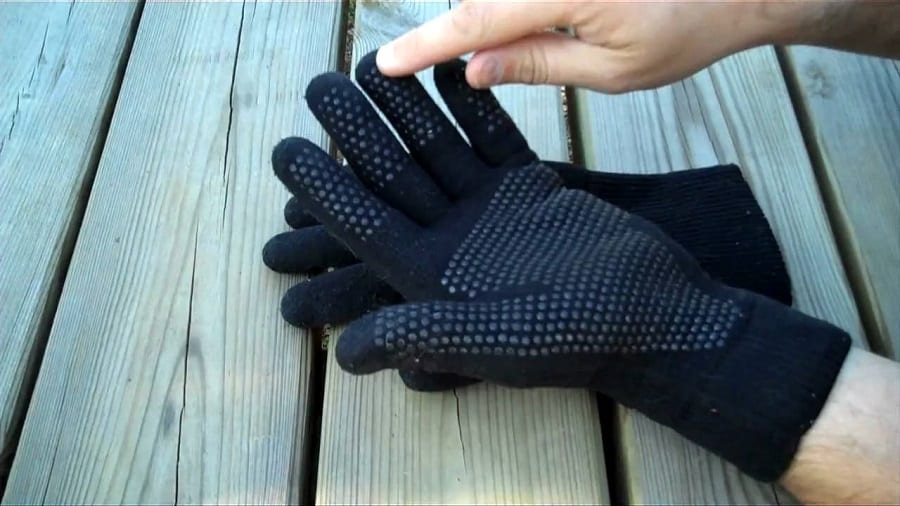 Hiking gloves