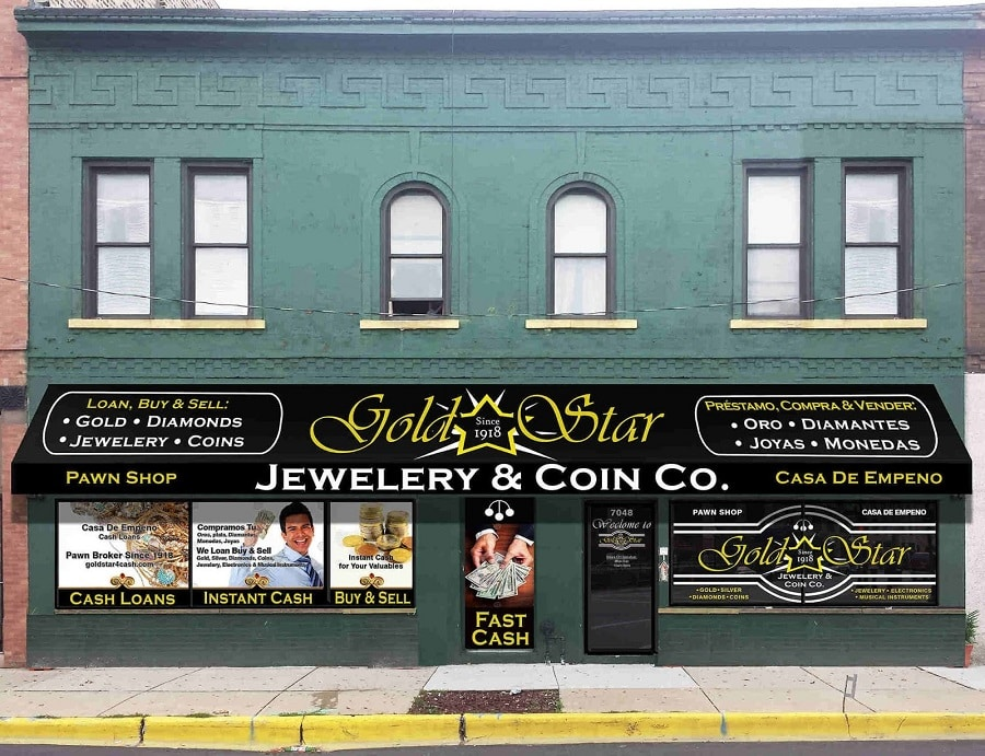 Jewelery Coin and Pawn shop