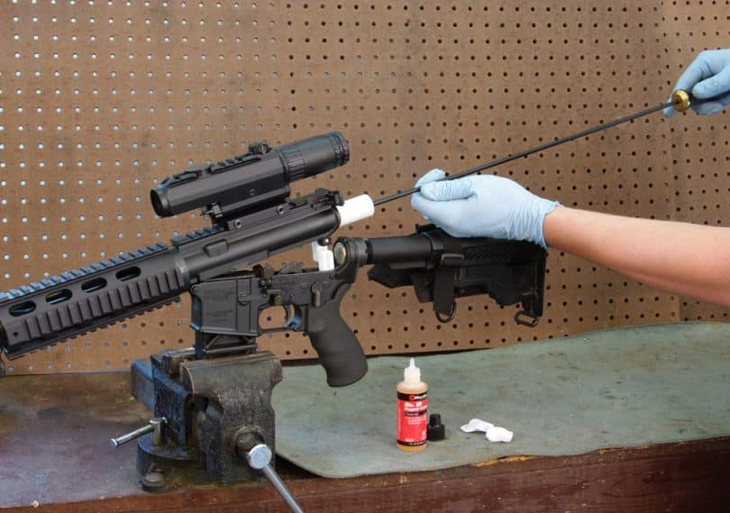 rifle cleaning guide