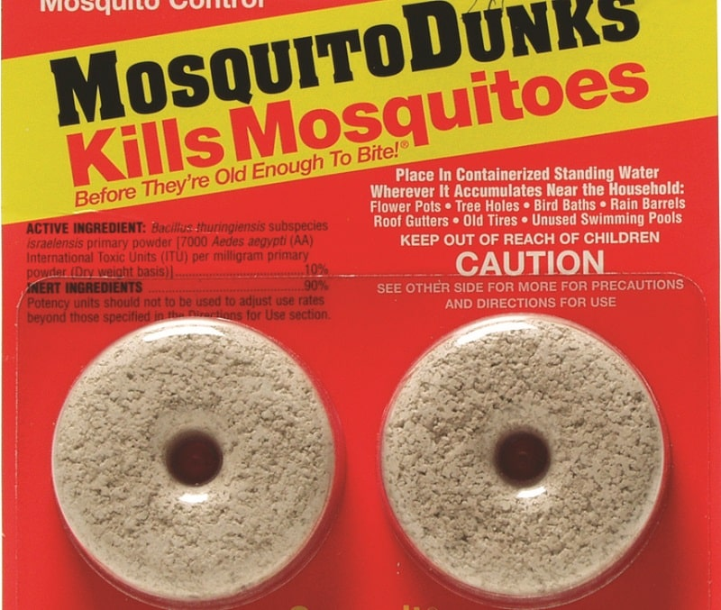 Summit 20-Pack Mosquito Dunk