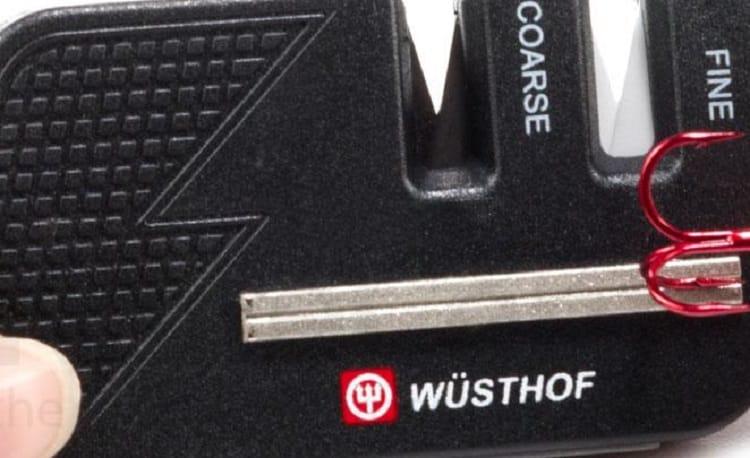 Wusthof 2899 2-Stage Pocket Knife Sharpener