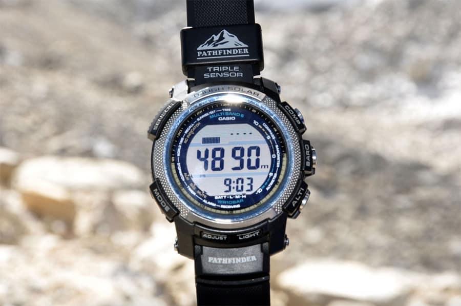 Altimeter Accuracy