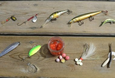 Best rainbow trout bait