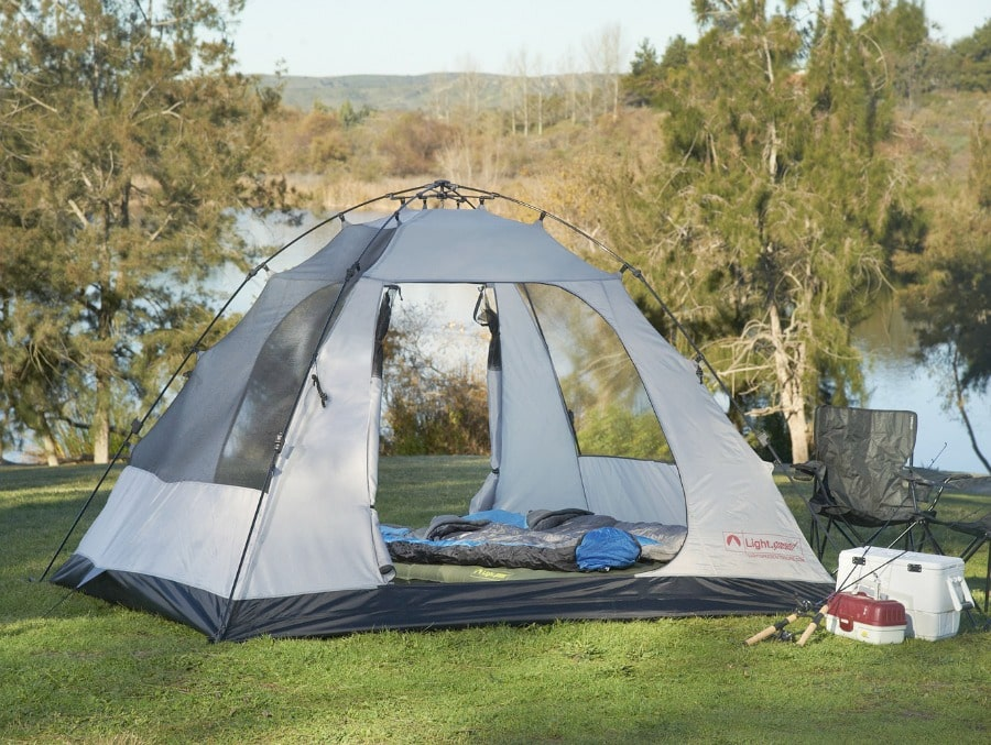 Choose your 6 person tent