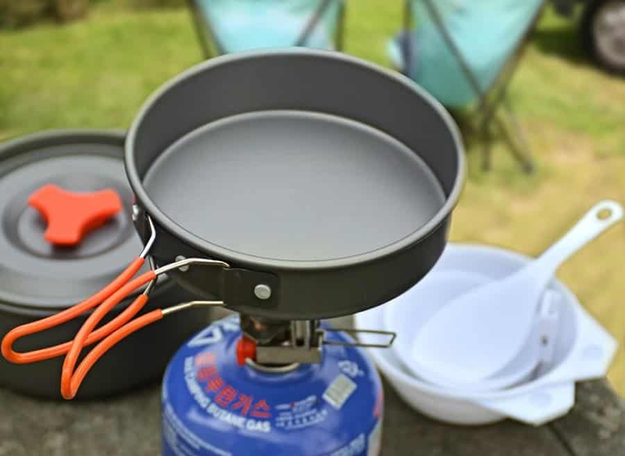 Choose your Camping Cookware