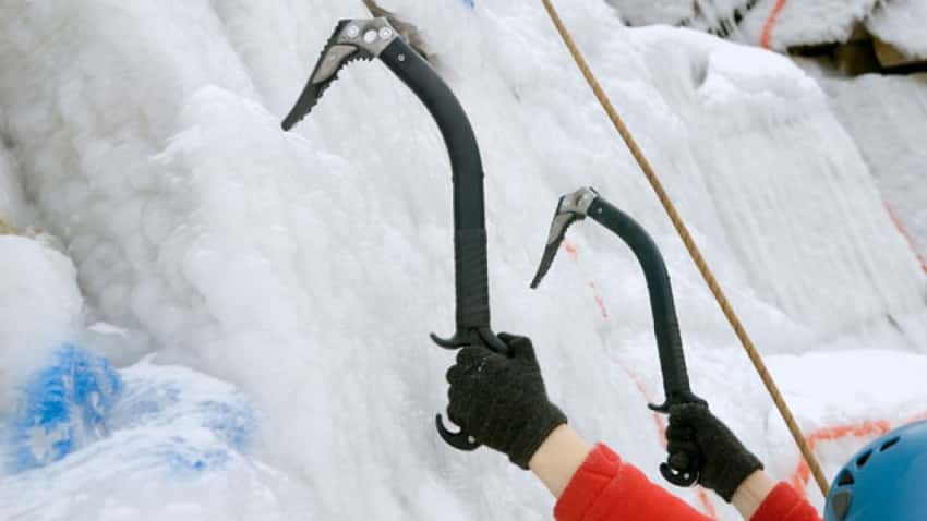 Choose your ice axe
