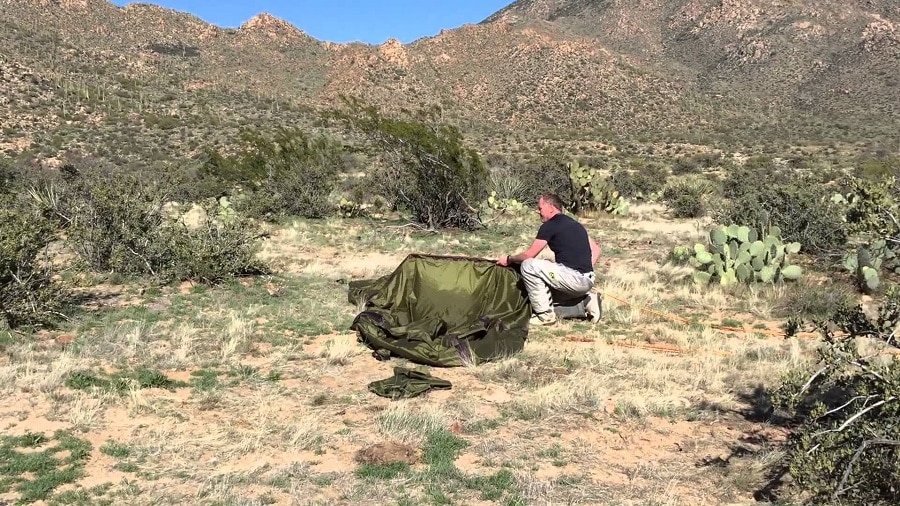 Choosing your solo tent