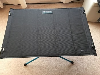Helinox Table One Camping Table - Hard Top