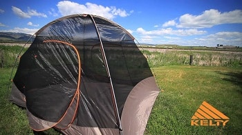 Kelty Acadia 6 120x96-Inch 6-Person Tent