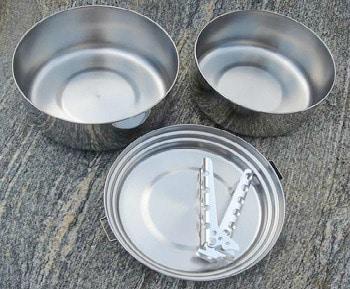 MSR Alpine 2-Pot Set