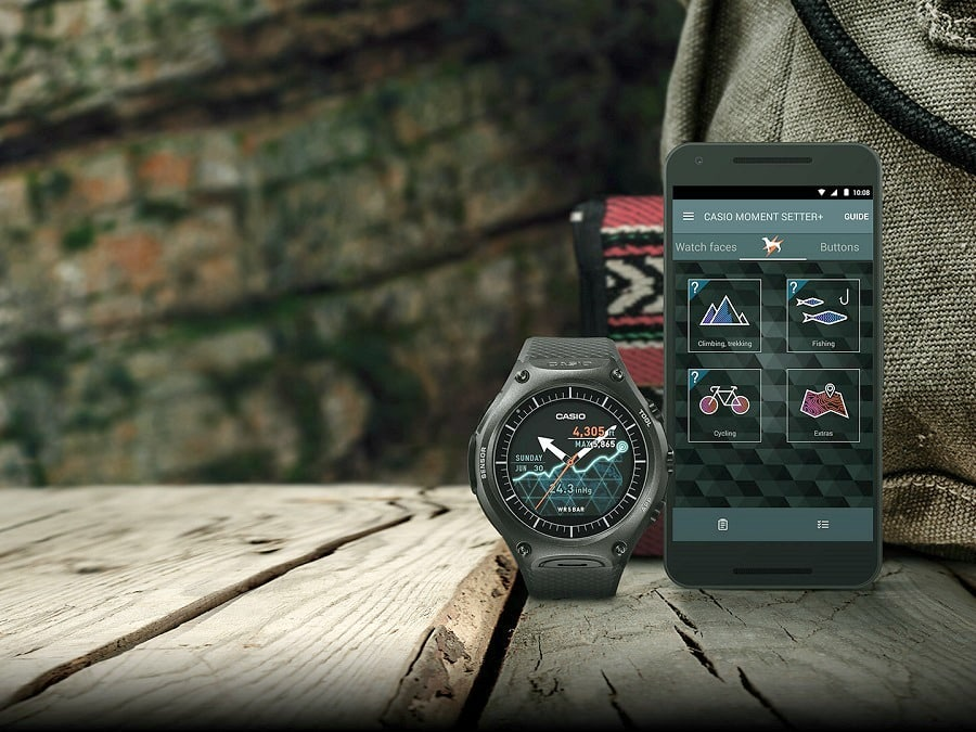 Outdoor Watches features