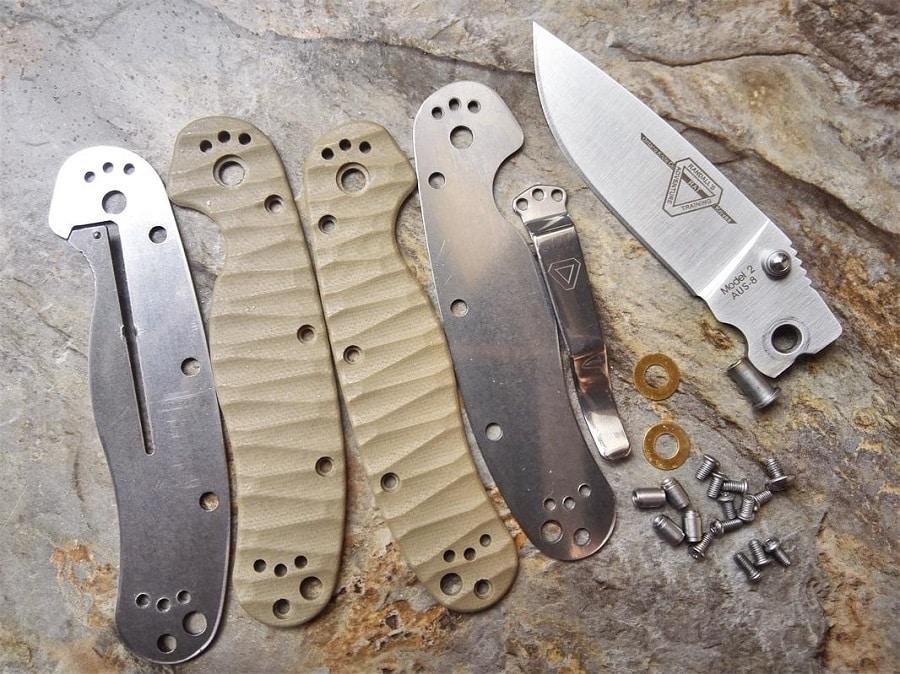 Pocket Knife Blade Material