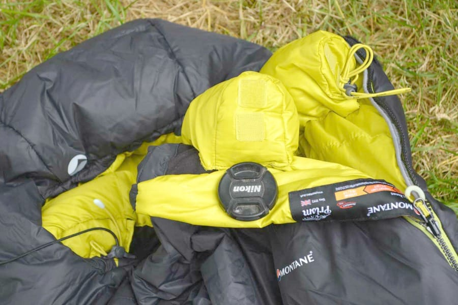 Sleeping bag ratings