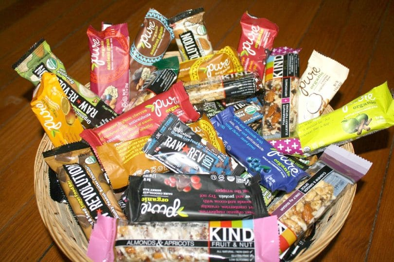 Charmant Best Energy Bars