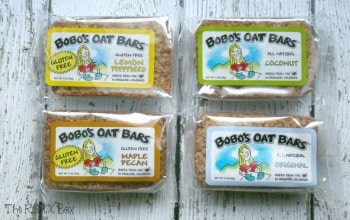 Bobo's Oat Bars All Natural