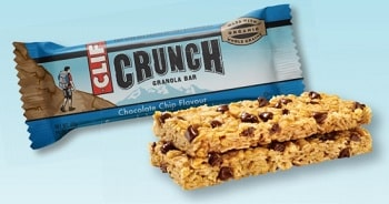 Clif Bar - Crunch Granola All Natural Chocolate Chip
