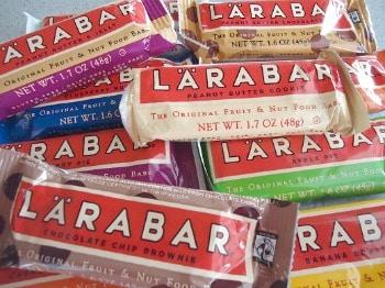 Larabar Gluten Free Snack Bar