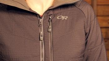 Outdoor Research Men's Uberlayer Hooded Jacket