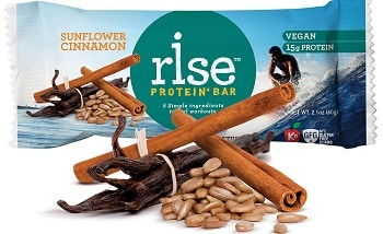RiseBar High-Protein Bars