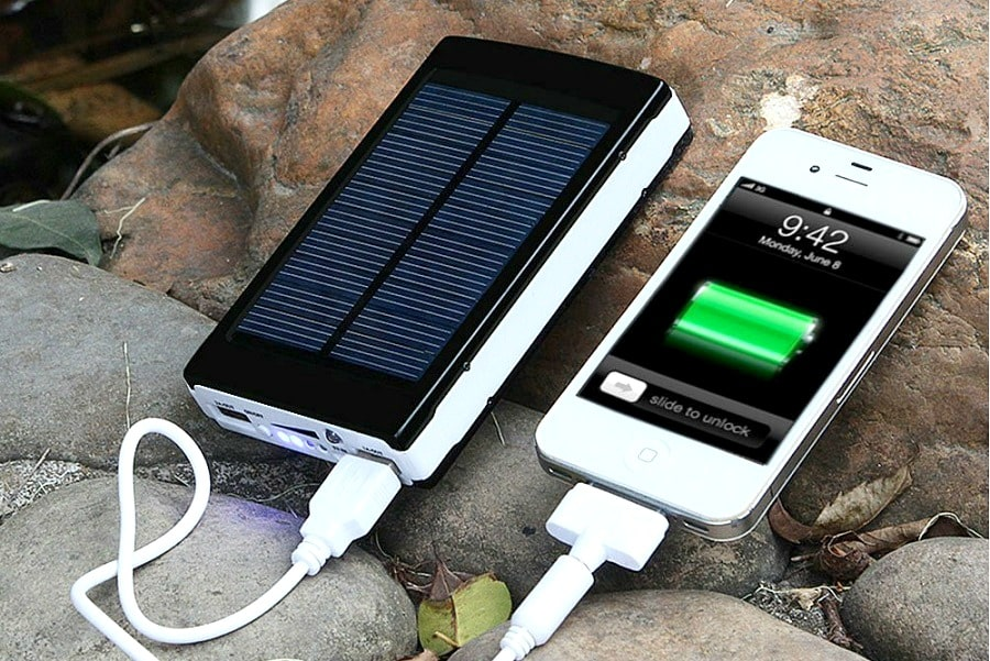 Solar Battery features