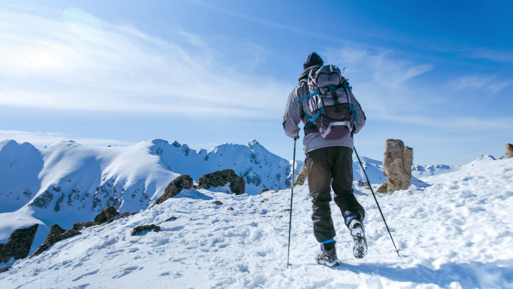 Preparing for a Safe and Enjoyable Winter Hike ... |Hiking Snow