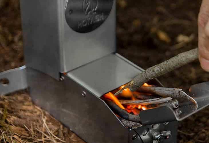 Customer opinions on hotash stove