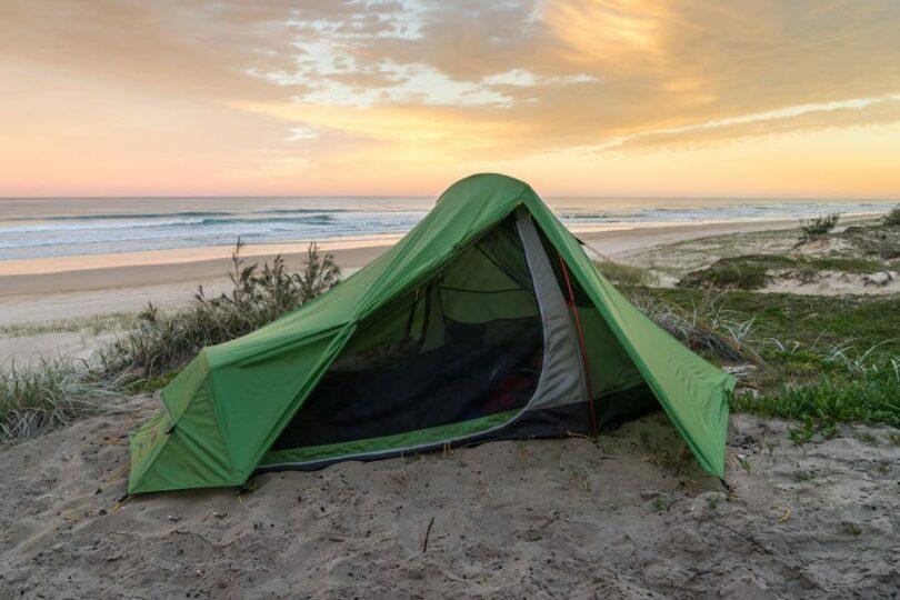 Green Tent