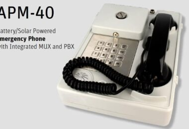 APM 40 emergency phone