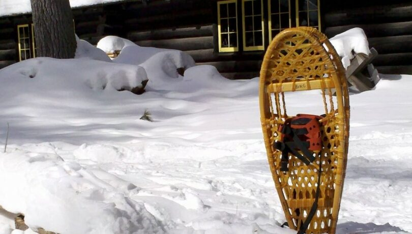 Brief History of Snowshoeing