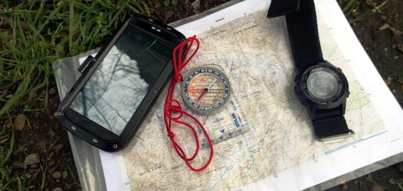 Compass and Gps