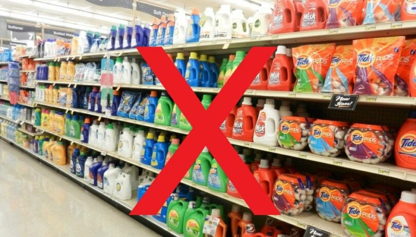 Washing Detergents