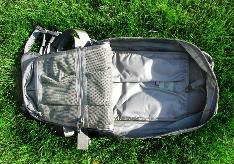 Empty Backpack