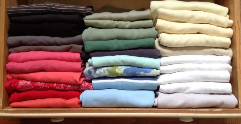 Folded Fleece Sweaters