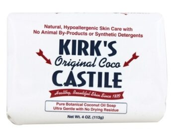 Kirk's Natural Soap