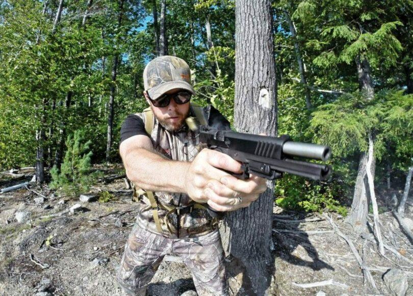 Shooting Bear