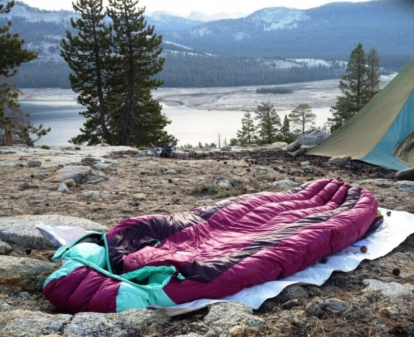 Sleeping Bag With Liner