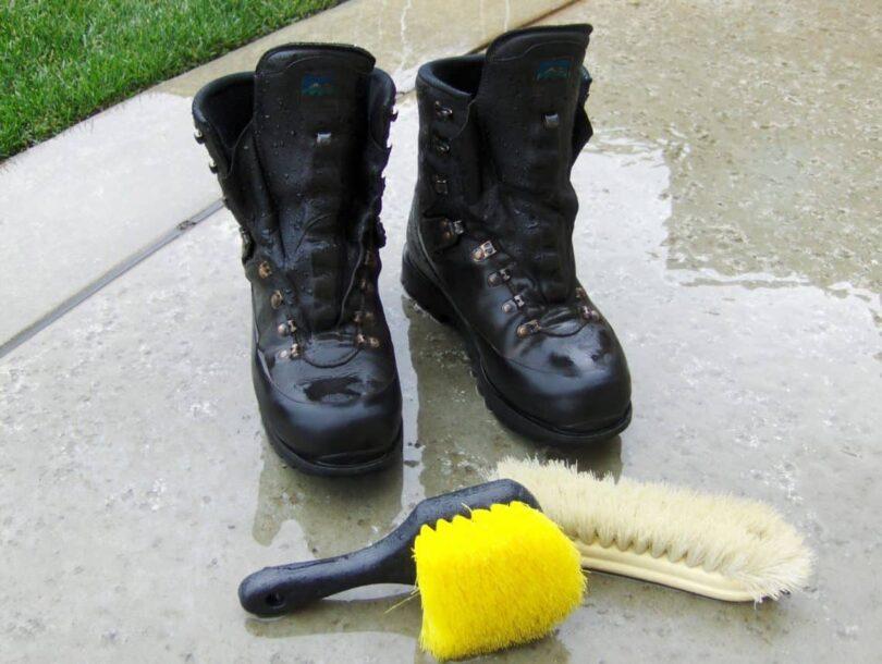 Washing Hiking Boots