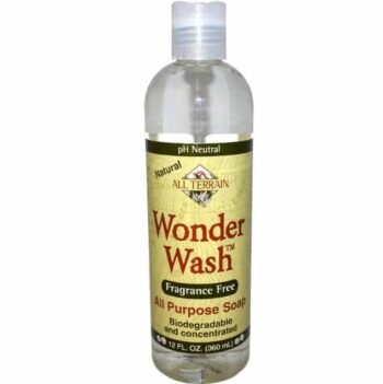 Wonder Wash Soap