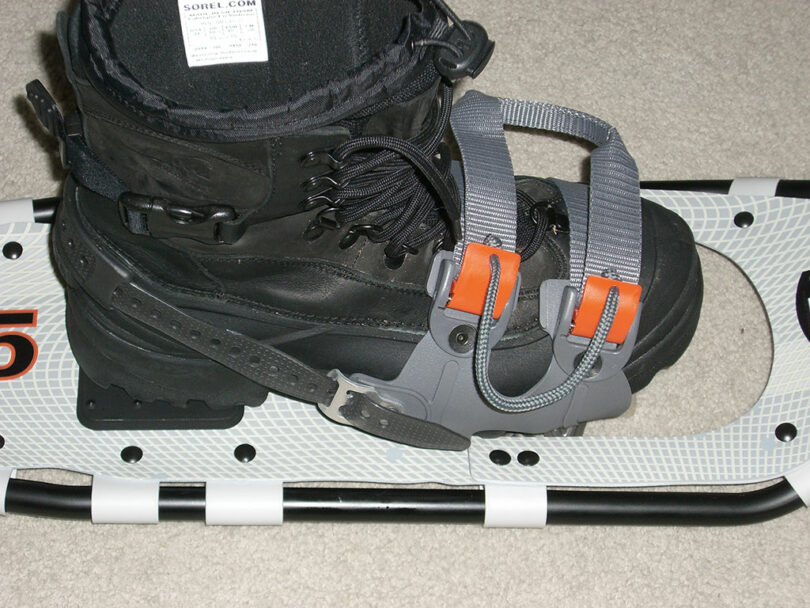 Snowshoes Bindings