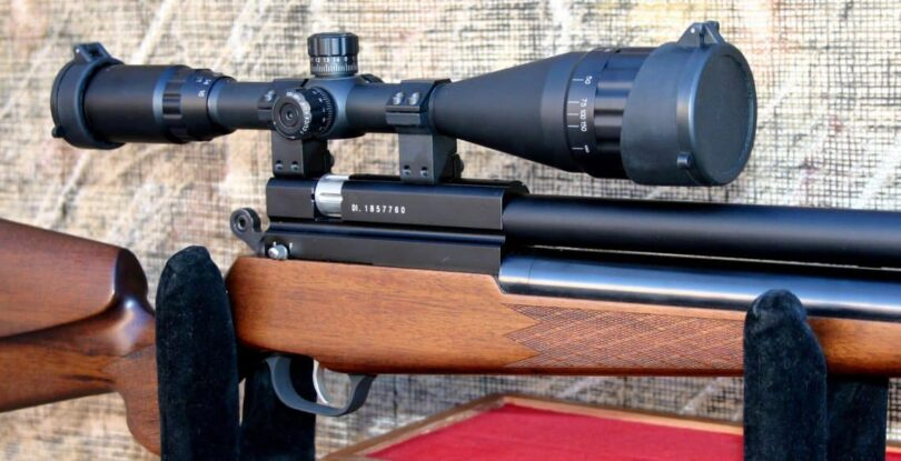 Best Air Riffle Scope